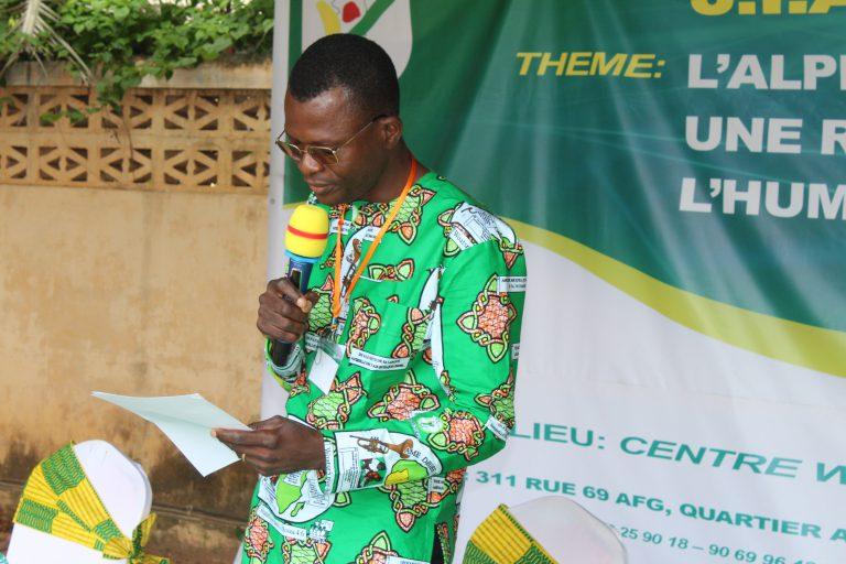 la journée Internationale de l'alphabétisation et Wycliffe-Togo